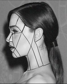Side View Face Planes S tudy Face Planes, Planes Of The Face, Face Anatomy, Anatomy Drawing, Human Anatomy, Gesture Drawing, Drawing Heads, Painting & Drawing, Drawing Drawing