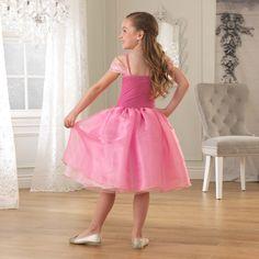 Pink Rose Princess - Back #kidkraft #dressup #kidsapparel #costumes #princess #princesscostumes