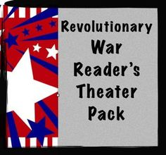 Readers Theater Pack: Events Leading to the Revolutionary War This script pack contains 7 reader's theater scripts and can be used to teach or review events leading to the Revolution. The scripts are short and written for about 2-3 students.  Topics include French and Indian War, Proclamation of 1763, Stamp Act, Boston Massacre, Boston Tea Party, Meeting of the 1st Continental Congress, the Intolerable Acts.  https://www.teacherspayteachers.com/Store/Ms-Sewell/Category/Reader-s-Theaters