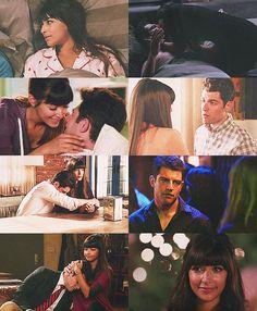 love Schmidt and Cece