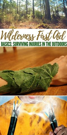 Wilderness First Aid Basics: Surviving Injuries in the Outdoors