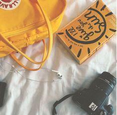 Yellow aesthetic