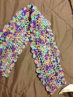 Crochet infinity