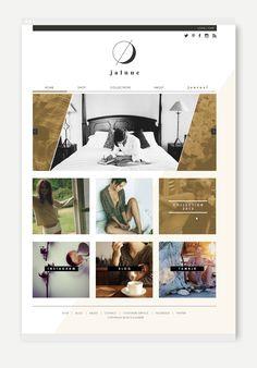 Website Design – Serein Creative Studio