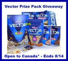 Vector Prize Pack Giveaway