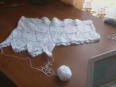 crochet lace shorts for girls, crochet pattern | make handmade, crochet, craft