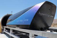 Hyperloop One passenger pod rides above the rails in first tube test 8/7/17 Hyperloop One's XP-1 pod is 8.7 m long, 2.7 m wide and 2.4 m tall (28.5...