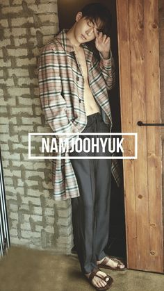 Nam Joo Hyuk wallpaper                Cre: yglockscreen/tumblr