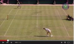 It's perhaps the most famous line ever spoken on a tennis court. This is the infamous moment when Wimbledon legend bellowed 'you cannot be serious! Tennis, Fans, Followers