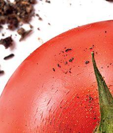 Alimentos orgânicos vs. tradicionais -