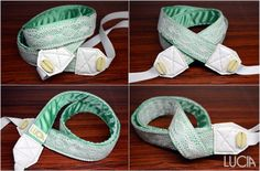 Lace camera strap by LuciaProducts on Etsy