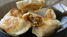 Pierogi, Cheese, Dinner, Recipes, Food, Diy, Dining, Bricolage, Food Dinners
