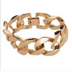 Stylish T & J Designs Chain Linked Bracelet
