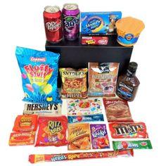 Résultats concours My American Market : un coffret cadeau gourmand gagné !