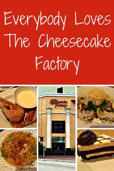 No matter which location you choose, the Cheesecake Factory is always consistent in delicious recipes, tasty dishes, and great service. What is your favorite dish at Cheesecake Factory?