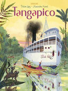 Tangapico   Éditions Sarbacane