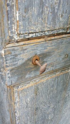 Love these old doors...we've got a lot of them in stock!