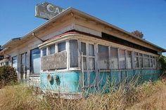 .Abandoned Canteene