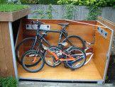 Outdoor Bike Garage (7)