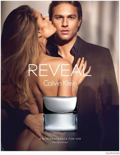 Charlie Hunnam Fronts Calvin Klein Reveal for Him Fragrance Campaign