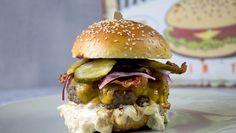 Burger nach Jamie Oliver