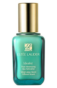 Estée Lauder 'Idealist' Pore Minimizing Skin Refinisher. Expensive but worth the money