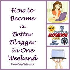 Are you a blogger? If you'd like to be a better blogger, check out the free Winter 2013 Blogathon this weekend! You can join in at any time before Monday, the 28th at 8am EST. And there are great mini challenges you can take during the weekend and after the blogathon to learn new ways to improve your blogging skills.