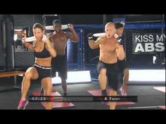 Jennifer Nicole Lee - Fusion Kiss My Abs - YouTube