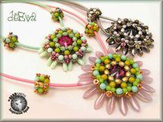 deEva - beaded jewelry: NY 209 - Ranko