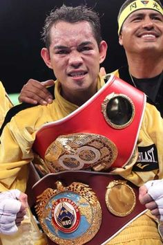 """Nonito Donaire, Jr. is a Filipino American professional boxer. Known as """"The Filipino Flash,"""" Donaire is a three-division world champion and the former IBF, WBO, The Ring Super Bantamweight Champion. #Boxing #training"""