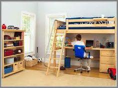 kamar tidur anak laki