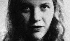 """''La mia mente è una rupe, non ho dita per aggrapparmi""""   - Sylvia Plath -   tratto da """"Paralitico""""; p.163,  Poesie -  La grande poesia, Corriere della sera -  Poesie & [cit.] d'autore"""