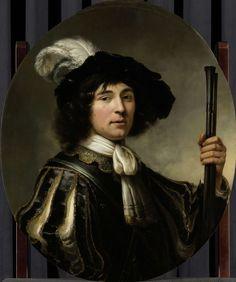 Portret van een jonge man, Aelbert Cuyp, 1640 - 1660