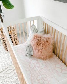 Kailee Wright Kailee Wright, Future People, Kid Spaces, Cribs, Toddler Bed, Nursery, Throw Pillows, Posts, Instagram