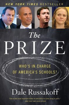 You'd think education policy would be dreadfully boring but it is, in fact, more like a reality TV show in which all of the drama is very, very real. Russakoff talks to policymakers, teachers, parents, and lobbyists who all seem to think they know how to fix the crumbling US education system. Get it from Amazon for $6.34, Barnes & Noble for $11.96, or find it at your local bookstore on Indiebound.