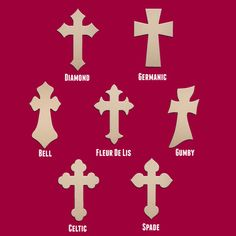 """9"""" Wood Cross Unfinished DIY Wooden Craft Cutout To Sell Stacked Crosses"""