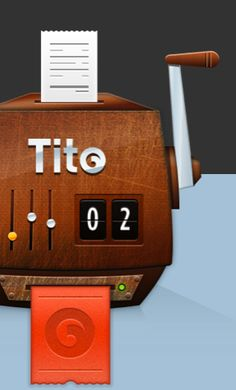 Tito's software has created a simple way to sell tickets quickly and easily to your #event .  Create a custom web homepage or embed Tito's ticket form onto your website. #eventplanning #eventresources