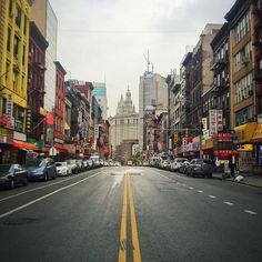 East Broadway, New York Chinatown. Photo by jacobsantiago
