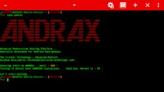 ANDRAX - The First And Unique Penetration Testing Platform For Android Smartphones – Cyber Security Hacking Tools For Android, Best Hacking Tools, Hacking Sites, Hacking Books, Android Box, Android Watch, Android Phones, Android Tutorials, Android Hacks