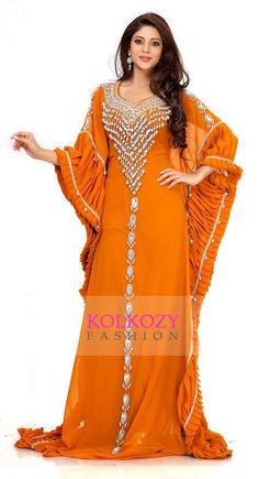 pf1007_beautiful_orange_color_designer_arabic_kaftan_dress_4.jpg (650×1200)
