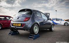 Ford Ka Streetka Rwd With Cosworth Turbocharged Engine Mild To Wight