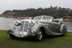 1937 Horche Sports Cabriolet