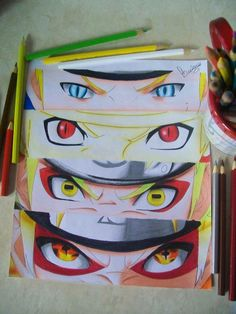 This is very well done, especially since it was done with colored pencils...I can do this...just kidding