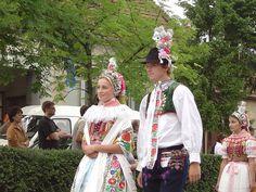 Horňácké slavnosti - Velká nad Veličkou