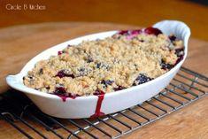 3-Berry Crumble — Circle B Kitchen