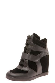 Jasmine Black Contrast Hi Top Wedge Product code: Online Shopping Clothes, Latest Fashion Trends, Jasmine, Boohoo, Contrast, Footwear, Wedges, Purses, My Style