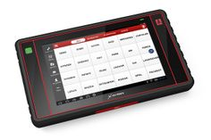 """Launch X431 PAD II Diagnostic Scan Tool. The Launch X431 PAD II is a highly-portable, drop-tested and waterproof Android-based scan tool tablet with a 10.1"""" ultra-high resolution IPS touchscreen and an eight-hour battery life. https://www.facebook.com/LaunchSoutheastEurope"""