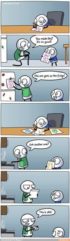 So sad but so hilarious!