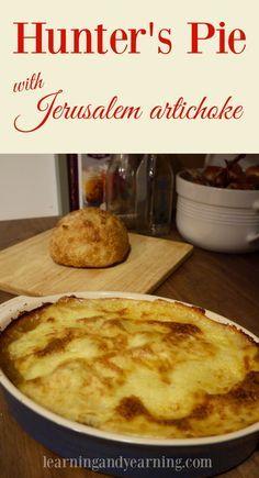 recipe: chicken jerusalem artichoke ottolenghi [28]