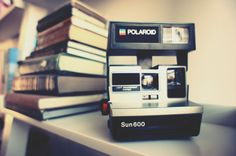 Polaroid Camera Sun 600 LMS  Film Tested by ForgottenCharm on Etsy, $30.00